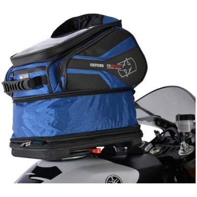 OXFORD tankbag Q30R OL272 QR blue