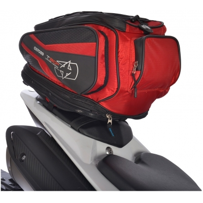 OXFORD Tailpack T30R OL336 red