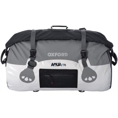 OXFORD roll bag T70 OL972 white/grey