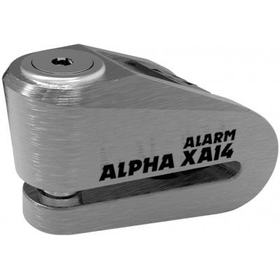 OXFORD kotoučový zámek ALPHA XA14 LK277 black