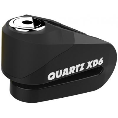 OXFORD kotoučový zámek QUARTZ XD6 LK266 black