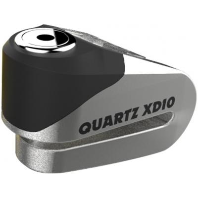 OXFORD kotoučový zámek QUARTZ XD10 LK268 brushed