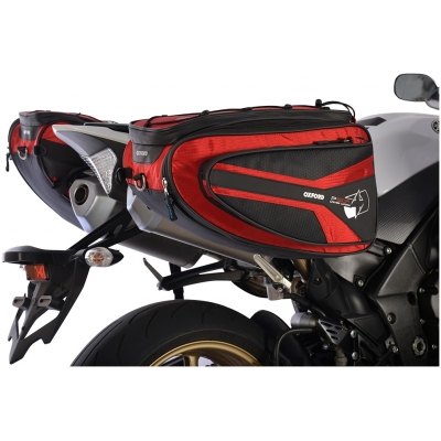 OXFORD panniers P50R OL316 red