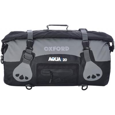 OXFORD roll bag T20 OL993 black/grey