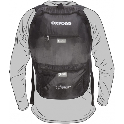 OXFORD Batoh 15 OL860 Black