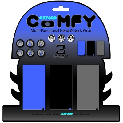 334863532c1 OXFORD šatky COMFY NW406 Coolmax Honeycomb