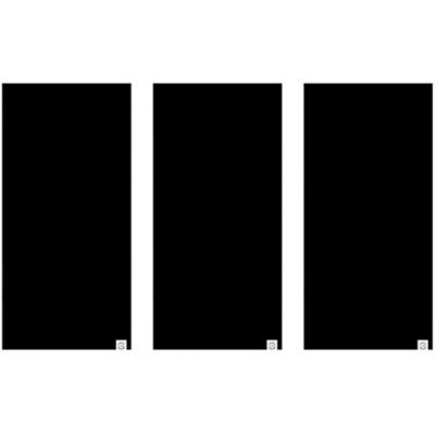 OXFORD nákrčníky COMFY NW121 black
