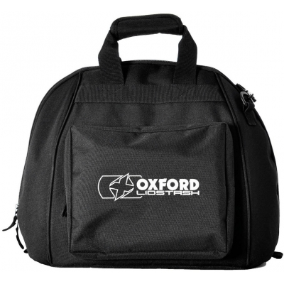 OXFORD taška na přilbu LIDSTASH black