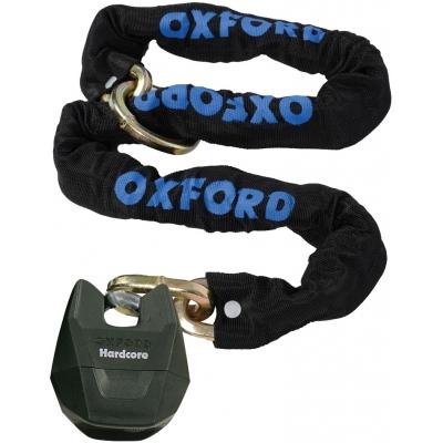 OXFORD reťazový zámok HARDCORE XL LoopChain LK153 1.5m