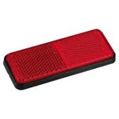OXFORD odrazka REFLECTOR OX131 red