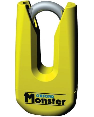 OXFORD zámek MONSTER OF36M yellow
