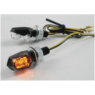 PARTS EUROPE blinkry LED black/clear