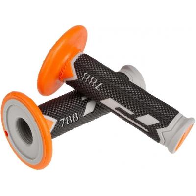 PROGRIP rukojeti 788 CROSS MX grey/black/orange