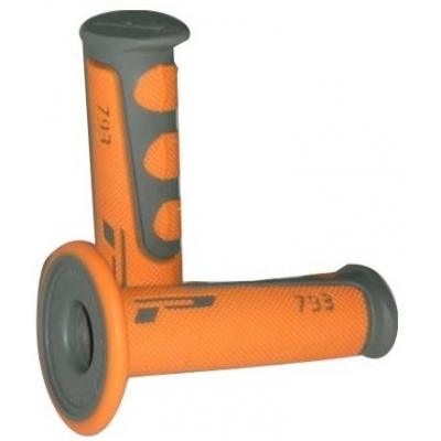 PROGRIP rukojeti 793 CROSS grey/orange