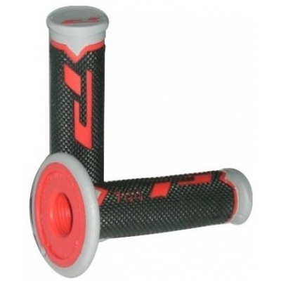 PROGRIP rukojeti 788 CROSS MX red/grey/black