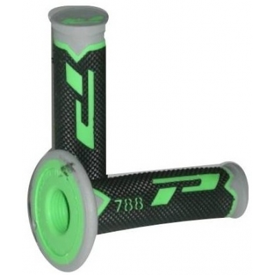 PROGRIP rukojeti 788 CROSS MX green/grey/black