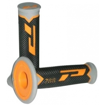 PROGRIP rukojeti 788 CROSS MX orange/grey/black
