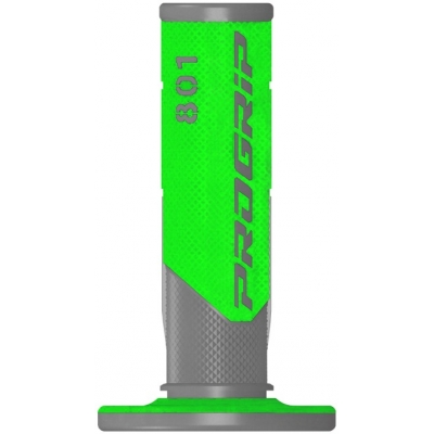 PROGRIP rukojeti 801 CROSS MX grey/green