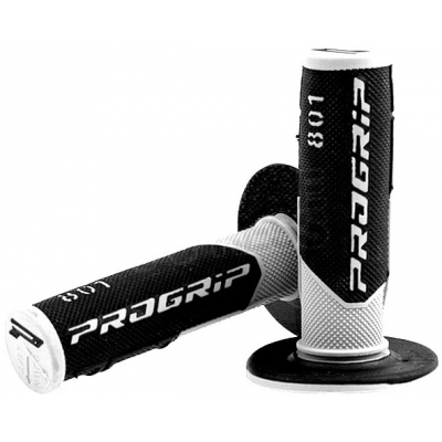 PROGRIP rukojeti 801 CROSS MX white/black