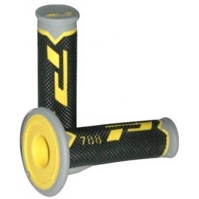PROGRIP rukojeti 788 CROSS MX yellow/grey/black