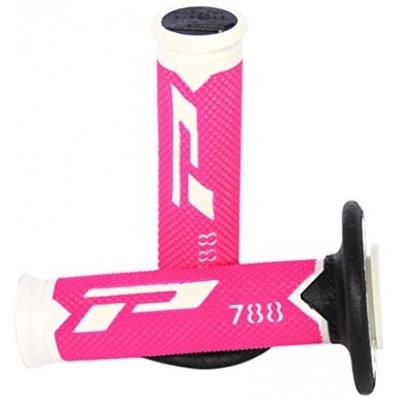 PROGRIP rukojeti 788 CROSS MX fluo pink