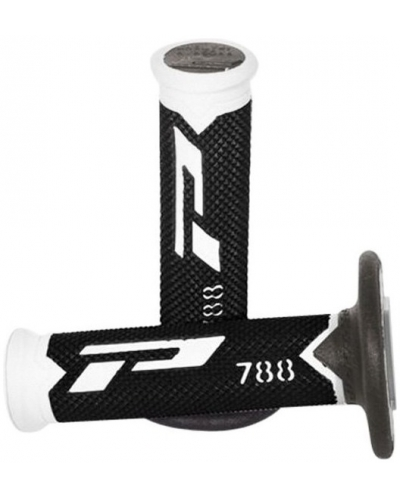 PROGRIP rukojeti 788 CROSS MX white/black/titanium