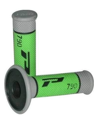 PROGRIP rukojeti 790 CROSS black/grey/green