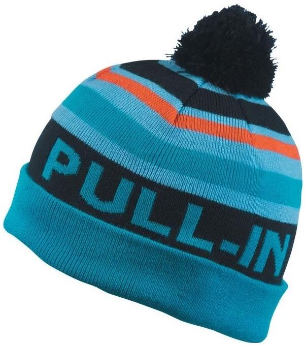 PULL-IN čepice STRIPES 15 blue orange  8b64414167
