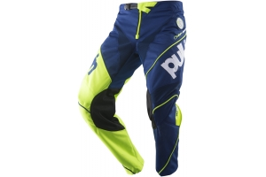 PULL-IN nohavice CHALLENGER RACE 19 navy/lime