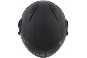 PULL-IN přilba OPEN FACE 21 Solid matt black