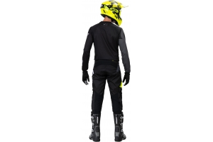 PULL-IN dres CHALLENGER RACE 21 black/neon yellow