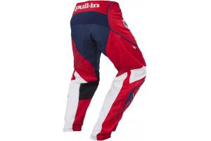 PULL-IN kalhoty CHALLENGER 17 dětské red/blue