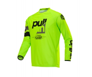 PULL-IN dres CHALLENGER RACE 20 charcoal/lime