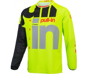 PULL-IN dres CHALLENGER RACE 21 lime