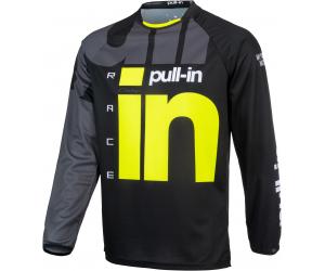 PULL-IN dres CHALLENGER RACE 21 black/neon yellow