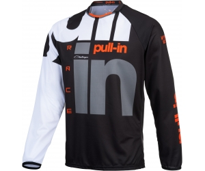 PULL-IN dres CHALLENGER RACE 21 black/orange