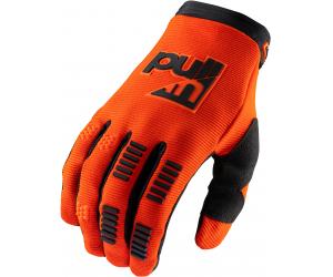 PULL-IN rukavice CHALLENGER 21 dětské neon orange
