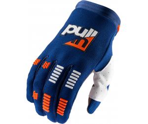 PULL-IN rukavice CHALLENGER 21 dětské navy/orange