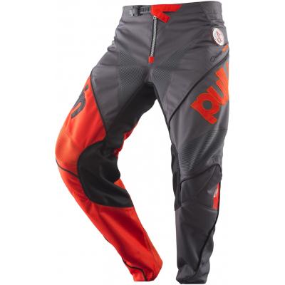 PULL-IN kalhoty CHALLENGER RACE 19 dětské charcoal/orange