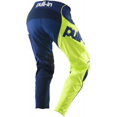 PULL-IN kalhoty CHALLENGER RACE 19 dětské navy/lime