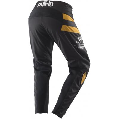 PULL-IN kalhoty CHALLENGER MASTER 19 dětské black/gold