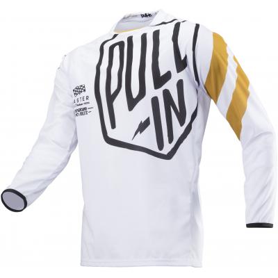 PULL-IN dres CHALLENGER MASTER 19 white/gold
