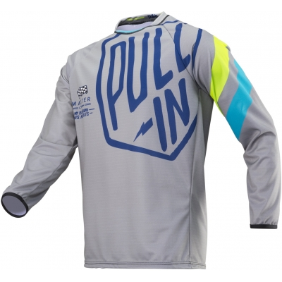 PULL-IN dres CHALLENGER MASTER 19 grey/lime