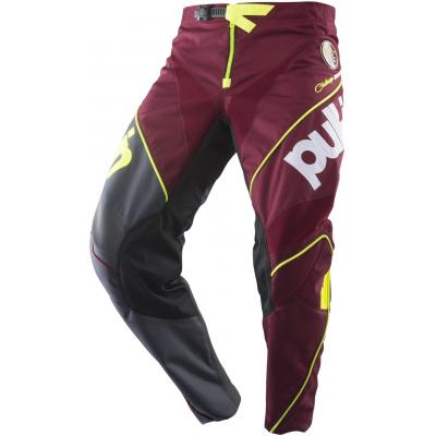 PULL-IN kalhoty CHALLENGER RACE 19 burgundy
