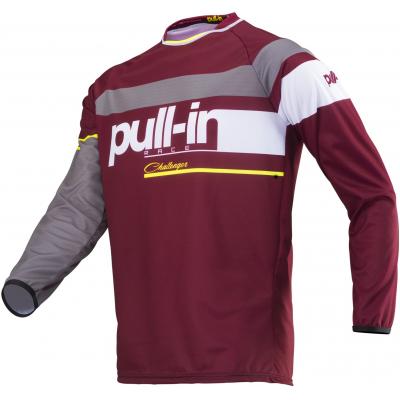 PULL-IN dres CHALLENGER RACE 19 burgundy