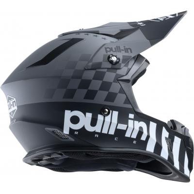 PULL-IN prilba MASTER 20 grey / black