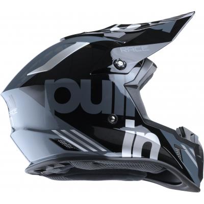 PULL-IN prilba RACE 20 grey / silver