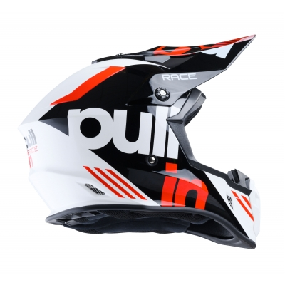 PULL-IN prilba RACE 20 black / red