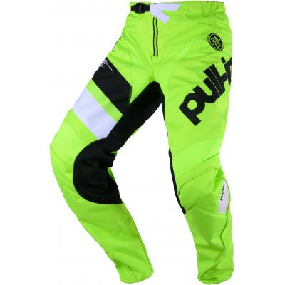 PULL-IN kalhoty CHALLENGER RACE 20 full lime