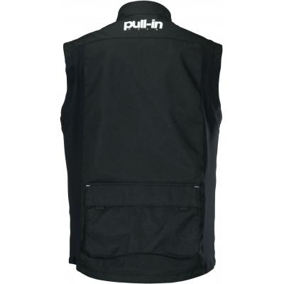 PULL-IN vesta bodywarmer Challenger 20 full black